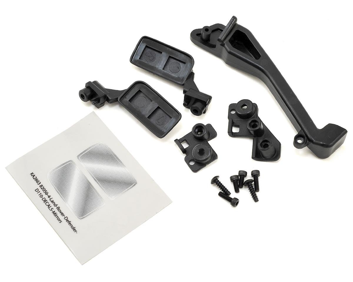 Traxxas TRX-4 Land Rover Defender Side Mirrors & Snorkel Set