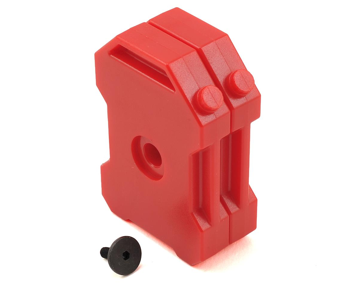 TRX-4 Fuel Canisters (Red) (2) by Traxxas