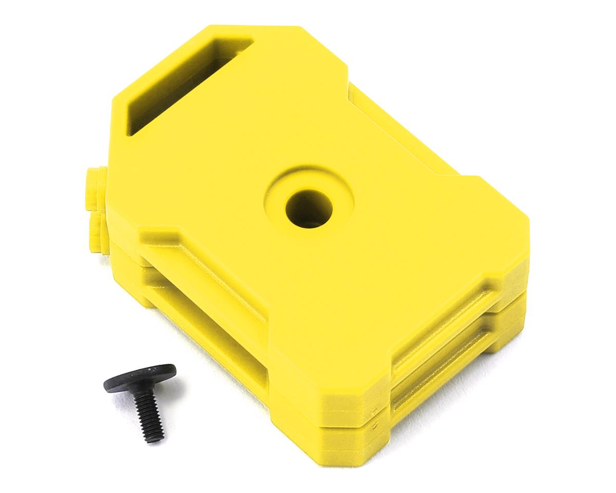 Traxxas TRX-4 Fuel Canisters (Yellow) (2)