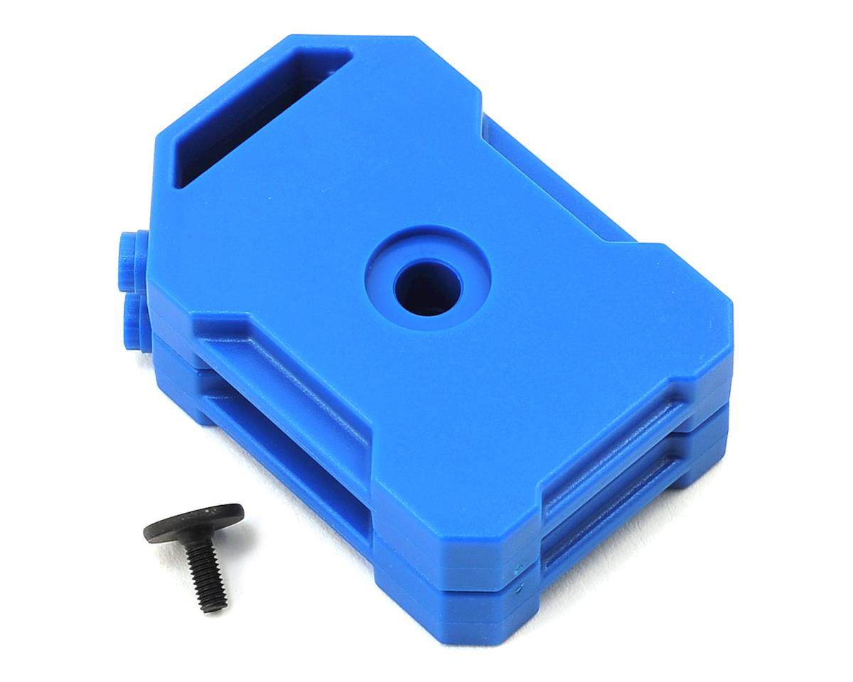 Traxxas TRX-4 Fuel Canisters (Blue) (2)