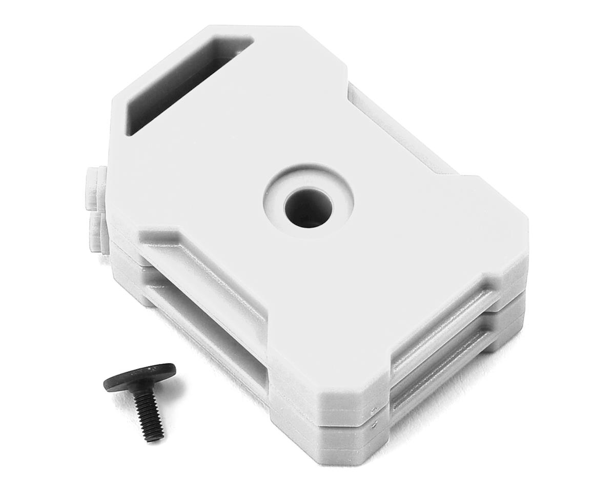 TRX-4 Fuel Canisters (White) (2) by Traxxas