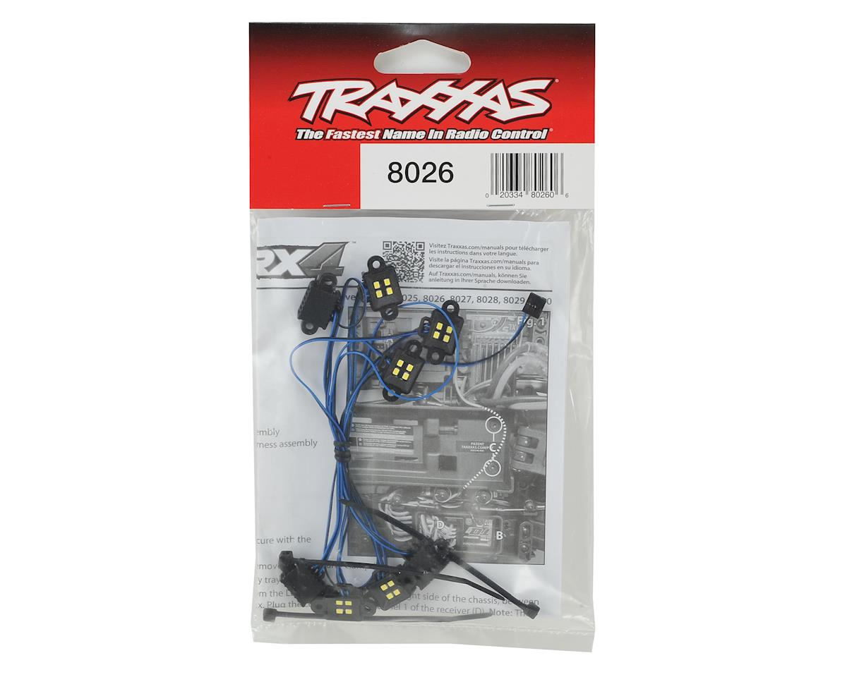 Traxxas TRX-4 LED Rock Light Kit