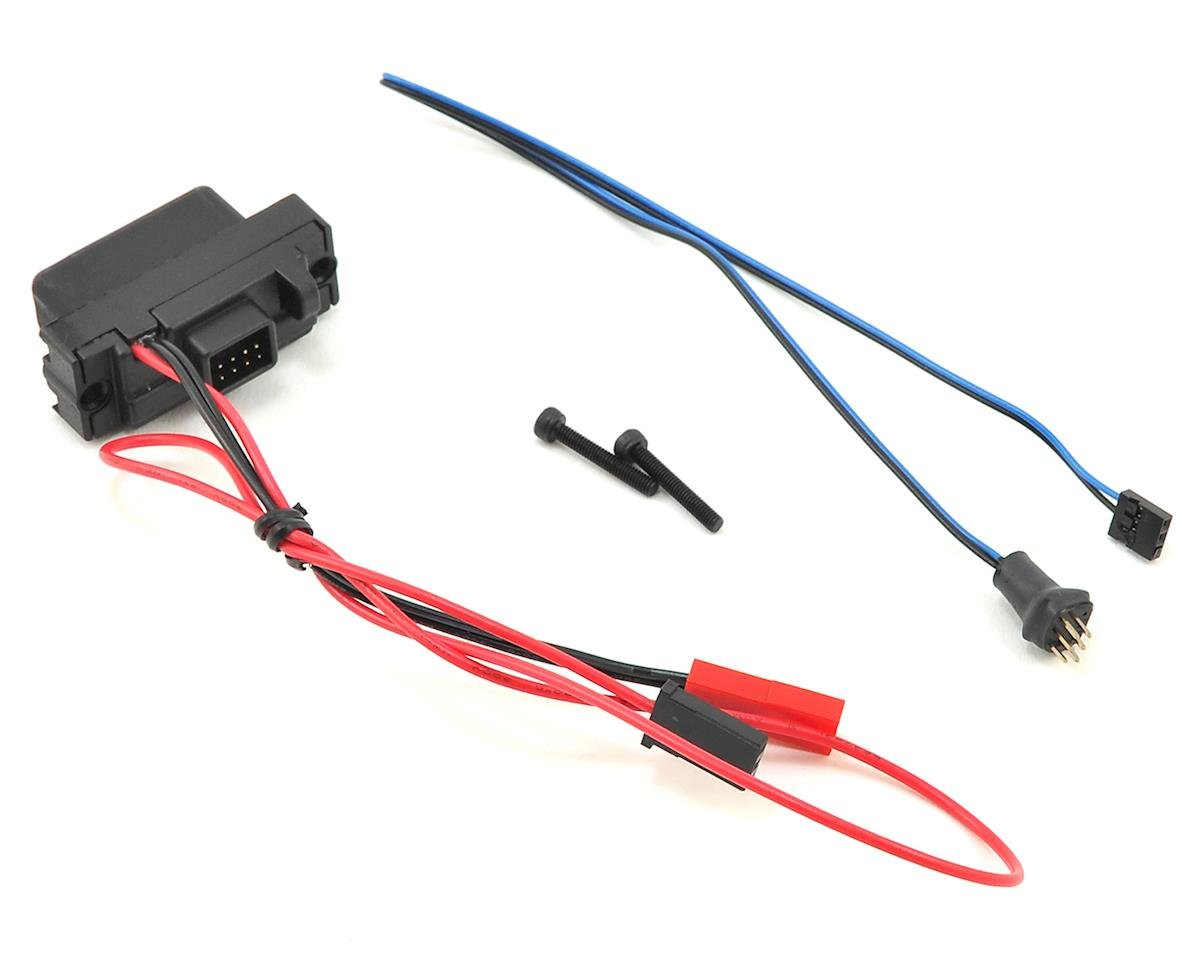Traxxas Trx 4 Led Power Supply Tra8028 Cars Trucks Amain Hobbies Wheels Battery Wiring Harness W 3 In 1 Wire