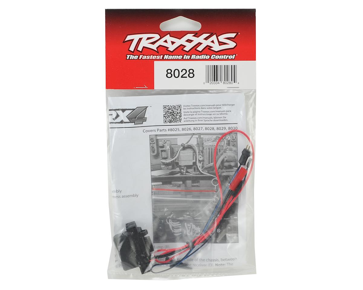Traxxas Trx 4 Led Power Supply Tra8028 Cars Trucks Amain Hobbies Electrical Wiring W 3 In 1 Wire Harness