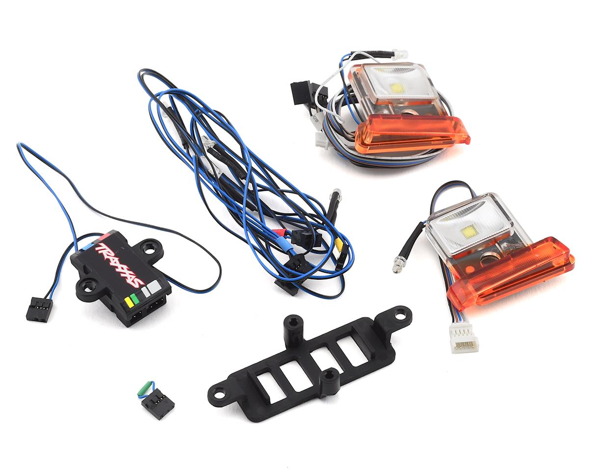 Traxxas TRX-4 Ford Bronco Complete LED Light Set w/Power Supply | alsopurchased
