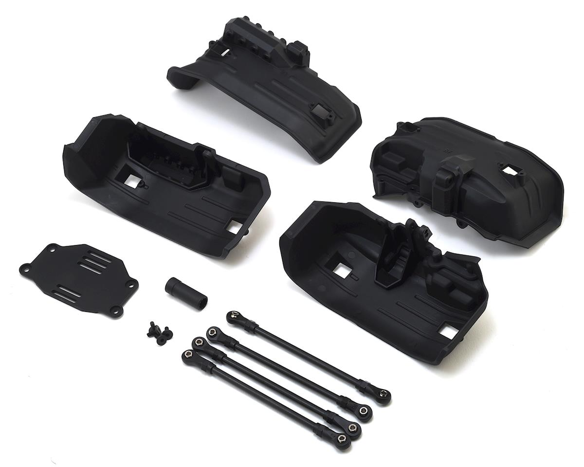 TRX-4 Chassis Conversion Kit (Long To Short Wheelbase) by Traxxas