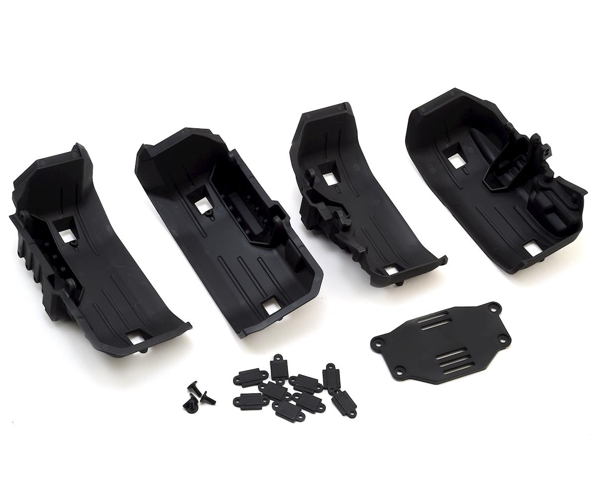 TRX-4 Front & Rear Inner Fender Set (Ford Bronco) by Traxxas