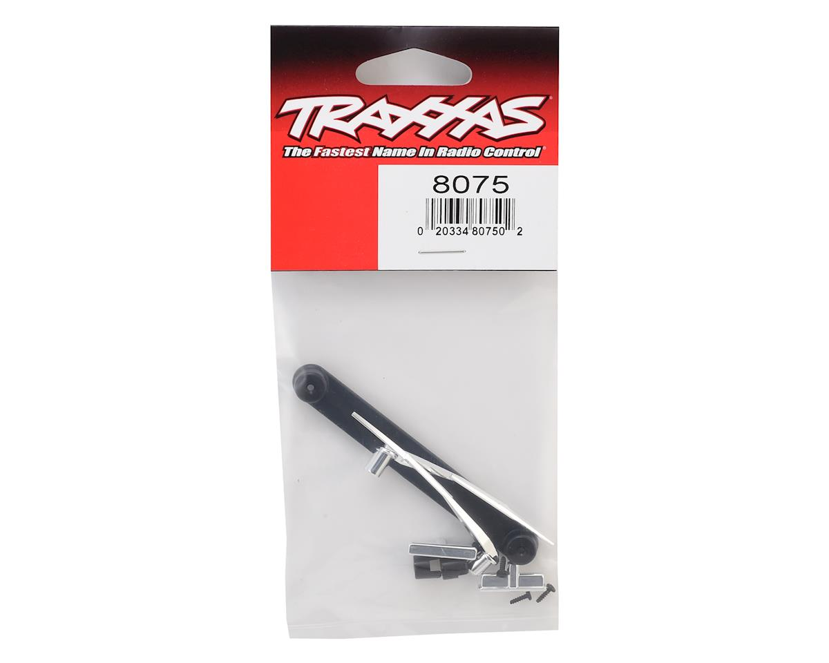 Traxxas TRX-4 Door Handles & Windshield Wipers