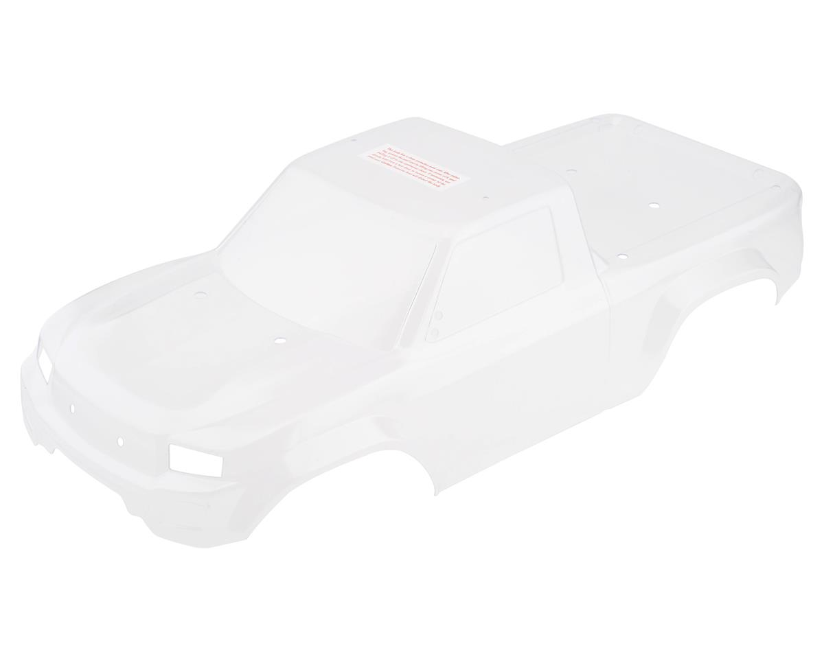 Traxxas TRX-4 Sport Pre-Cut Body (Clear) (Use w/LED Light Kit)