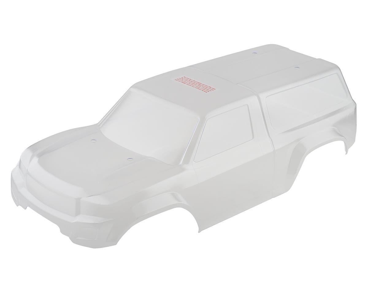 Traxxas TRX-4 Sport Pre-Cut Body w/Camper (Clear)