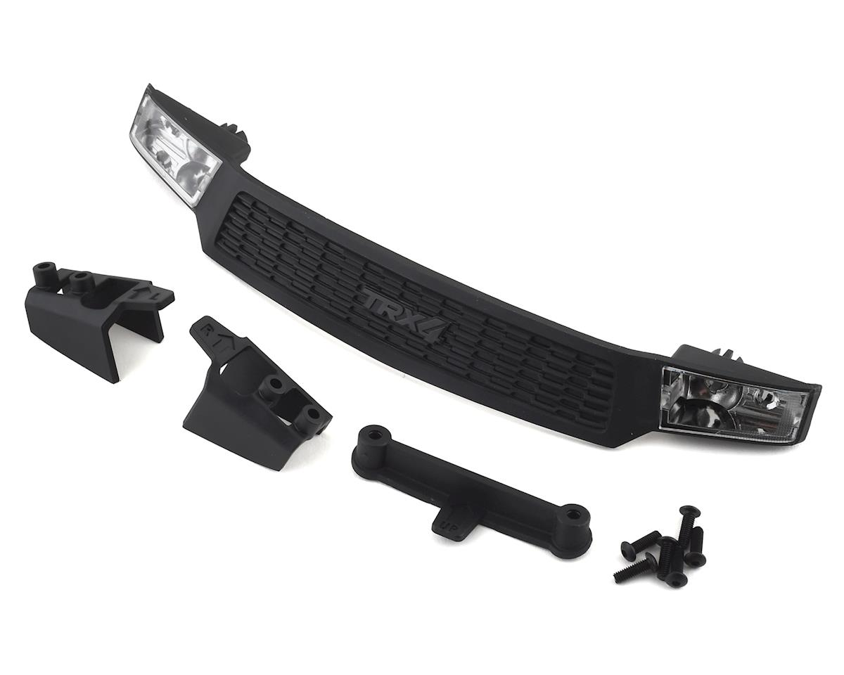 Traxxas TRX-4 Sport Grill & Headlight Housing | relatedproducts
