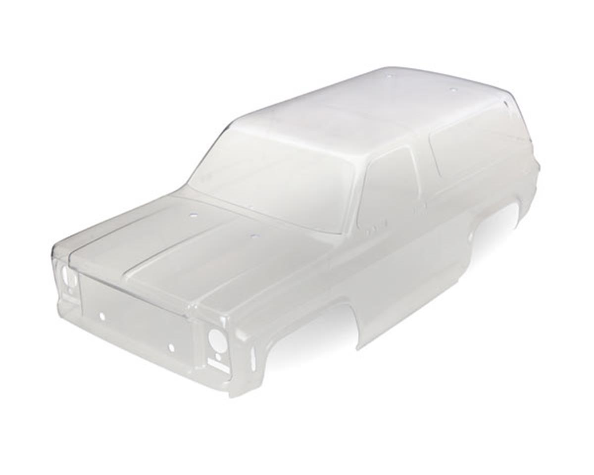 Image 1 for Traxxas TRX-4 1979 Chevrolet Blazer Body (Clear)