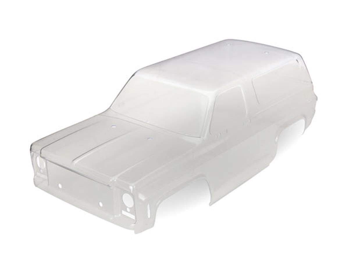 Traxxas TRX-4 1979 Chevrolet Blazer Body (Clear)