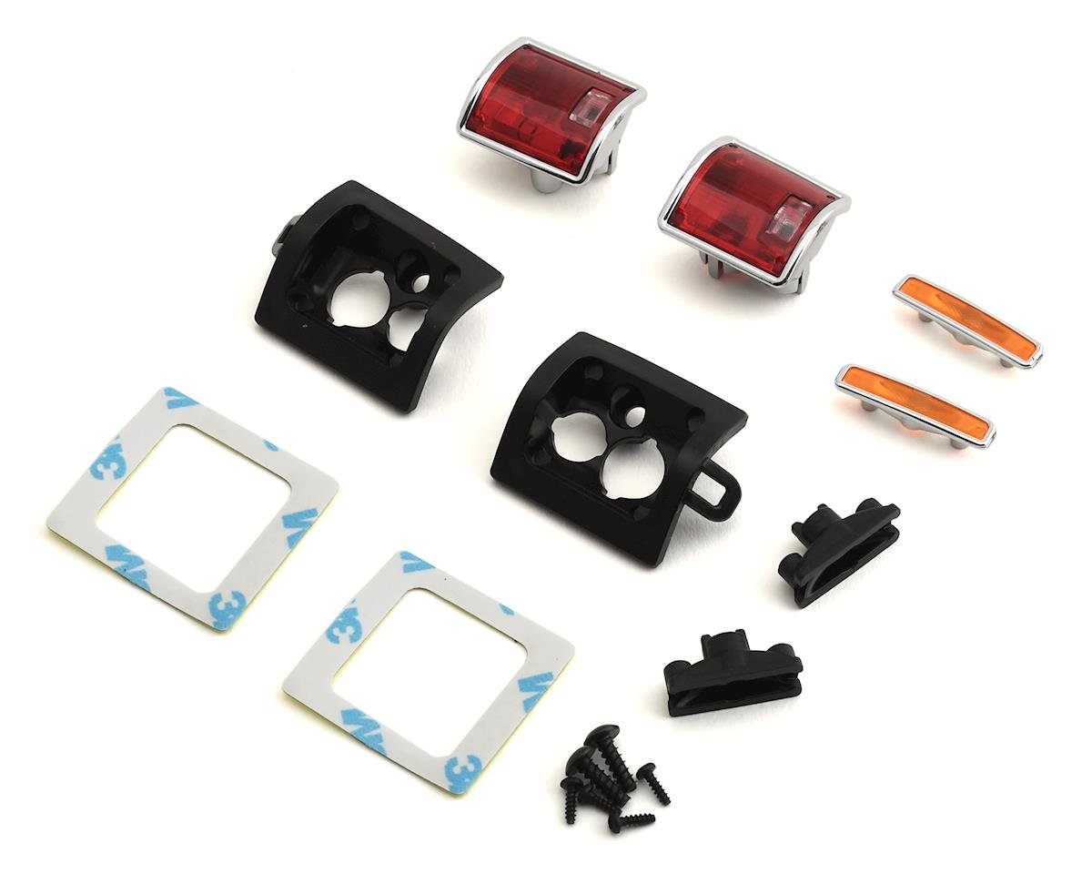 Traxxas TRX-4 Tail Lights & Side Marker Lights | relatedproducts