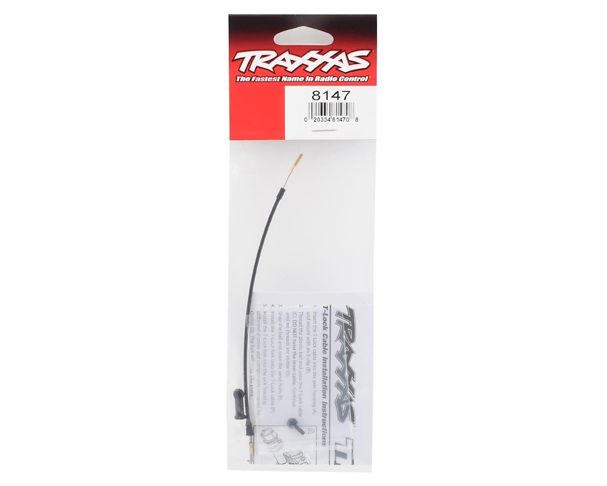 Traxxas TRX-4 Long Arm Lift Kit T-Lock Cable (Medium)