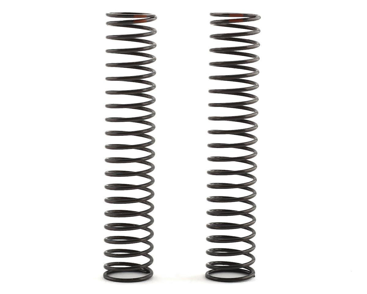 Traxxas TRX-4 Long Arm Lift Kit Long GTS Shock Springs (Orange - 0.39 Rate) (2)