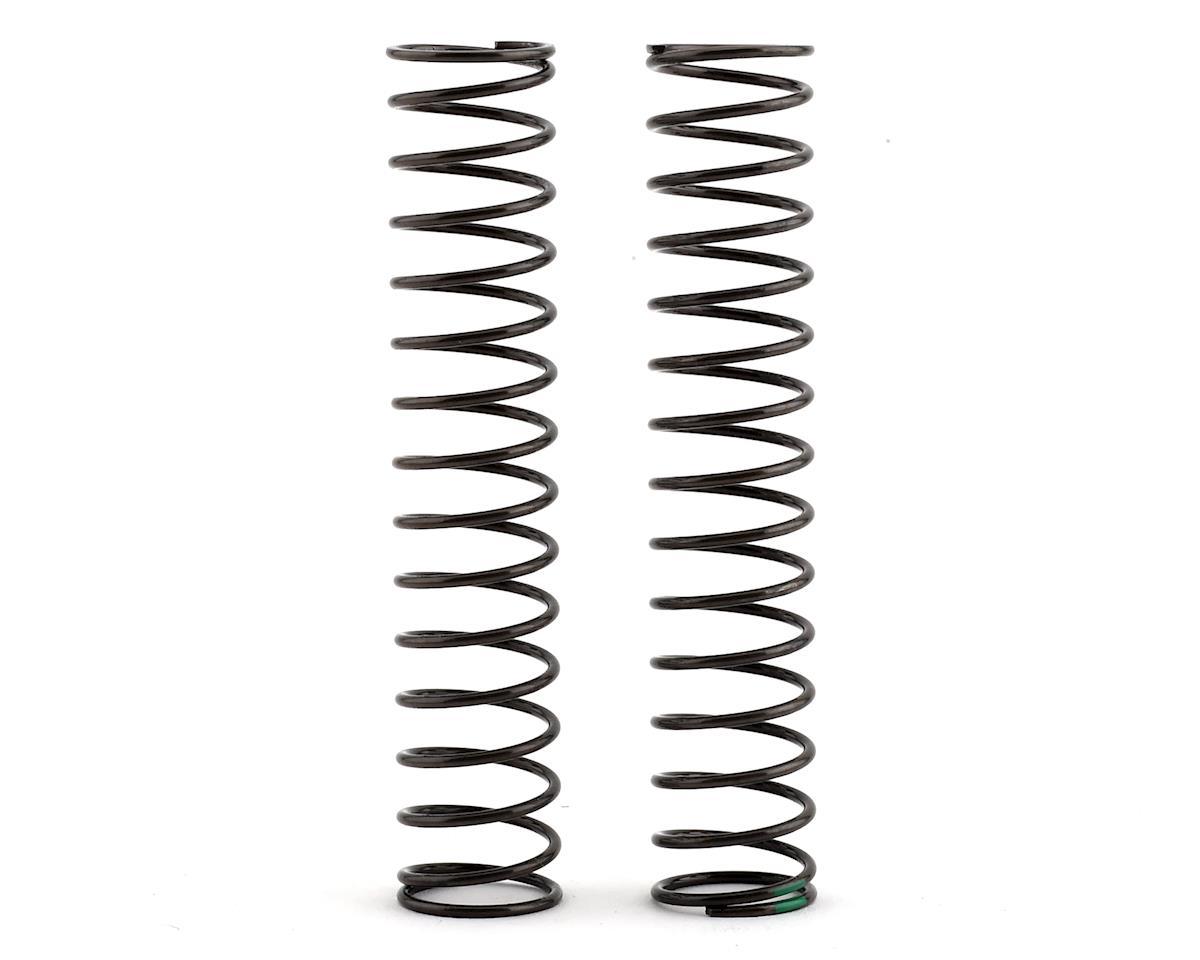 Traxxas TRX-4 Long Arm Lift Kit Long GTS Shock Springs (0.54 Rate - Green) (2)