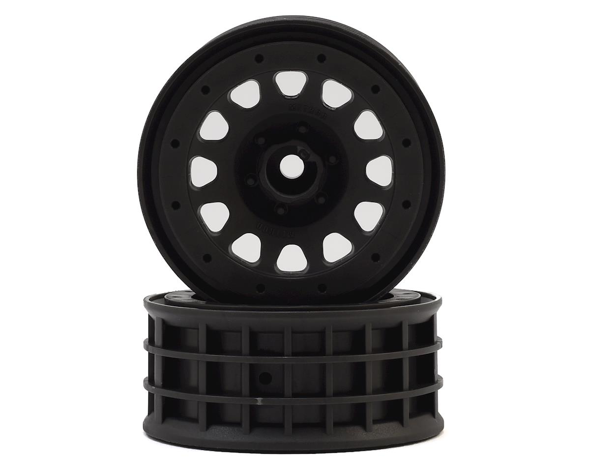 "Traxxas Method 105 2.2"" Beadlock Wheels (Charcoal Gray) (2)"