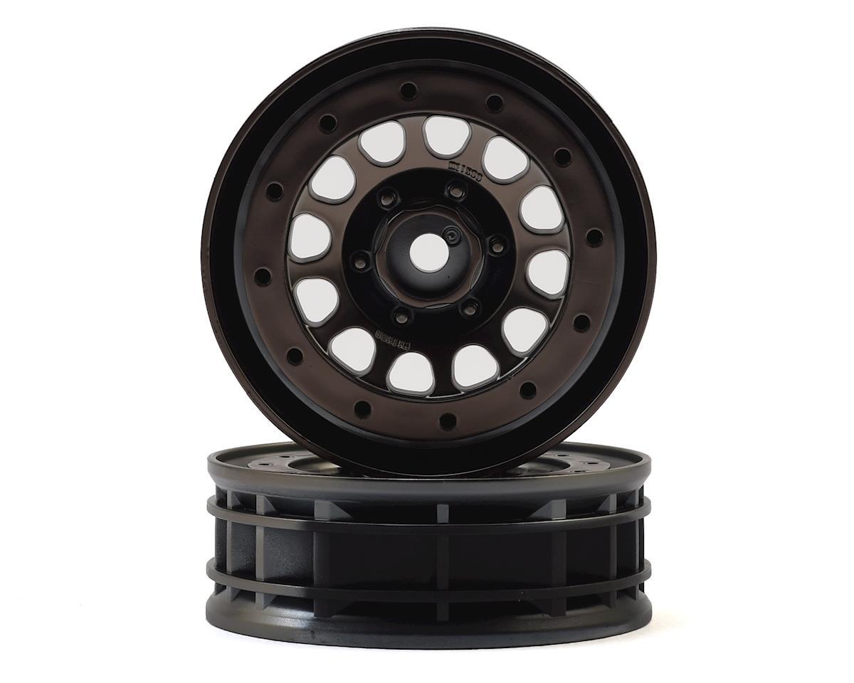 Traxxas Method 105 1.9 Beadlock Wheels (Black Chrome) (2)