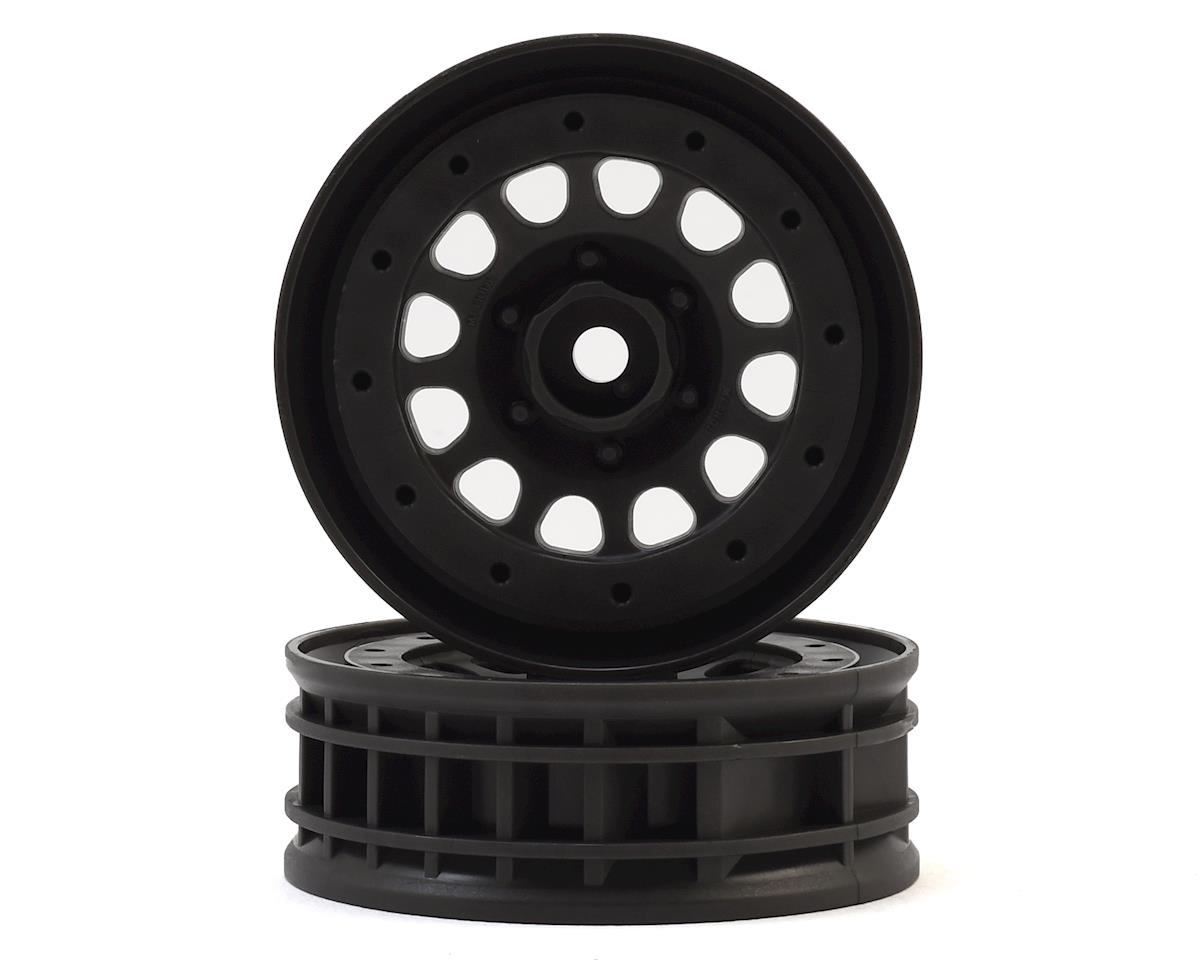 "Method 105 1.9"" Beadlock Wheels (Charcoal Gray) (2) by Traxxas"