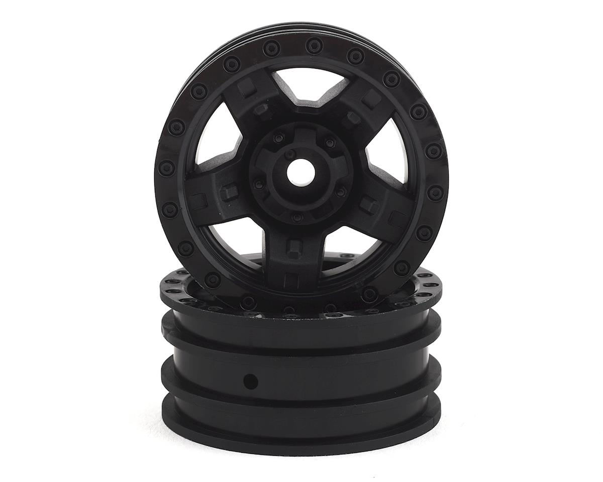 "Traxxas TRX-4 Sport 1.9"" Wheels (Black) (2)"