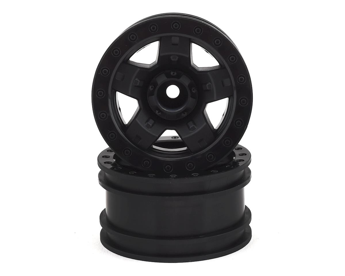 "Traxxas TRX-4 Sport 2.2"" Wheels (Black) (2)"