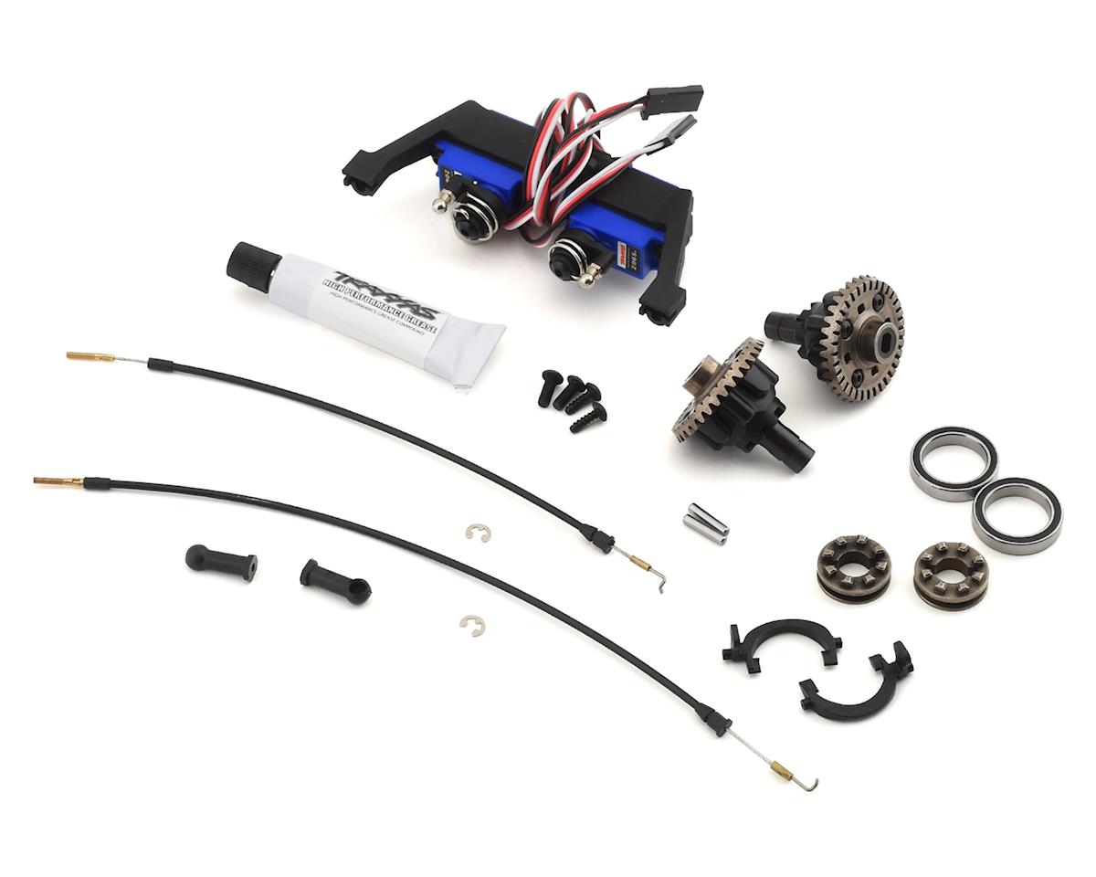 Traxxas TRX-4 Locking Front/Rear Differential (Assembled)
