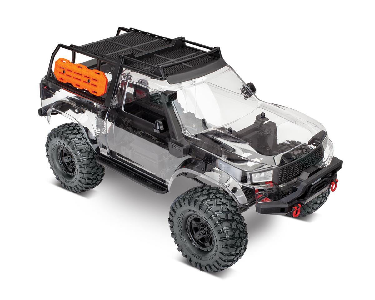 traxxas rc cars, trucks \u0026 boats hobbytowntraxxas trx 4 sport 1 10 scale trail rock crawler assembly kit