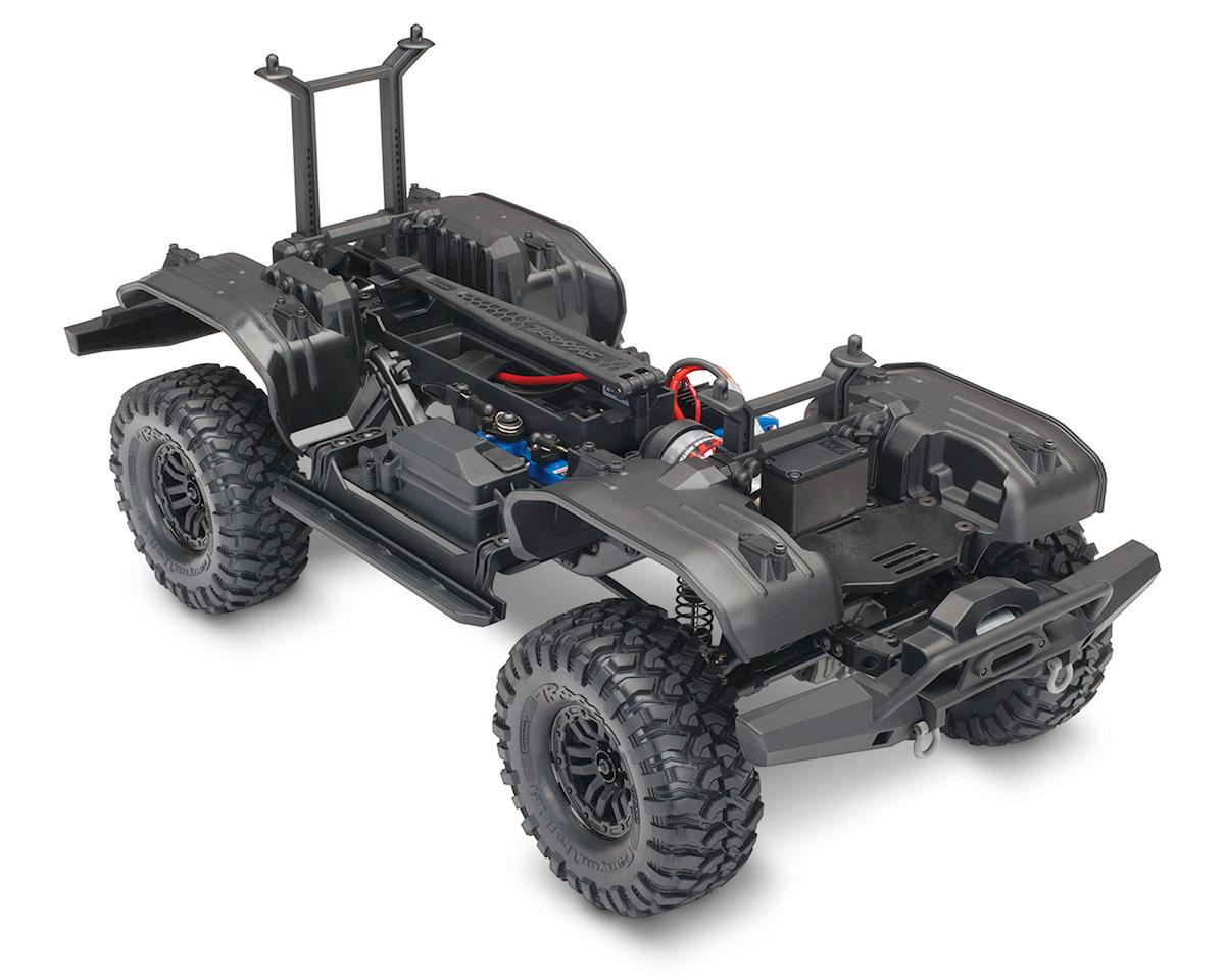 Traxxas TRX-4 1/10 Scale Trail Rock Crawler Assembly Kit   relatedproducts