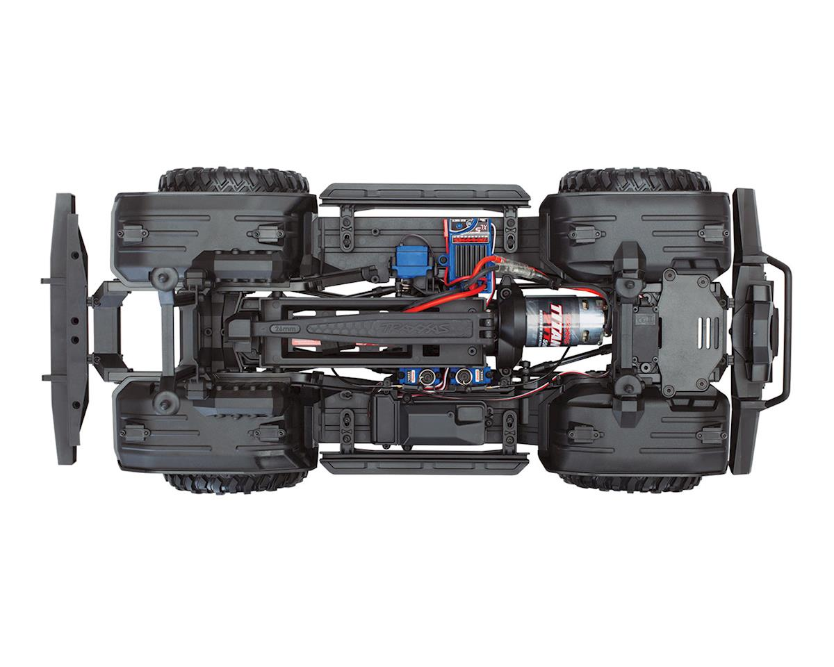 Traxxas TRX-4 1/10 Scale Trail Rock Crawler Assembly Kit