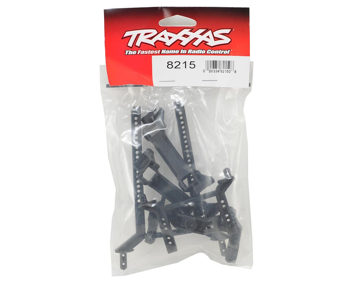 complete set TRX-4 Traxxas TRA8215 Body mounts /& posts front /& rear