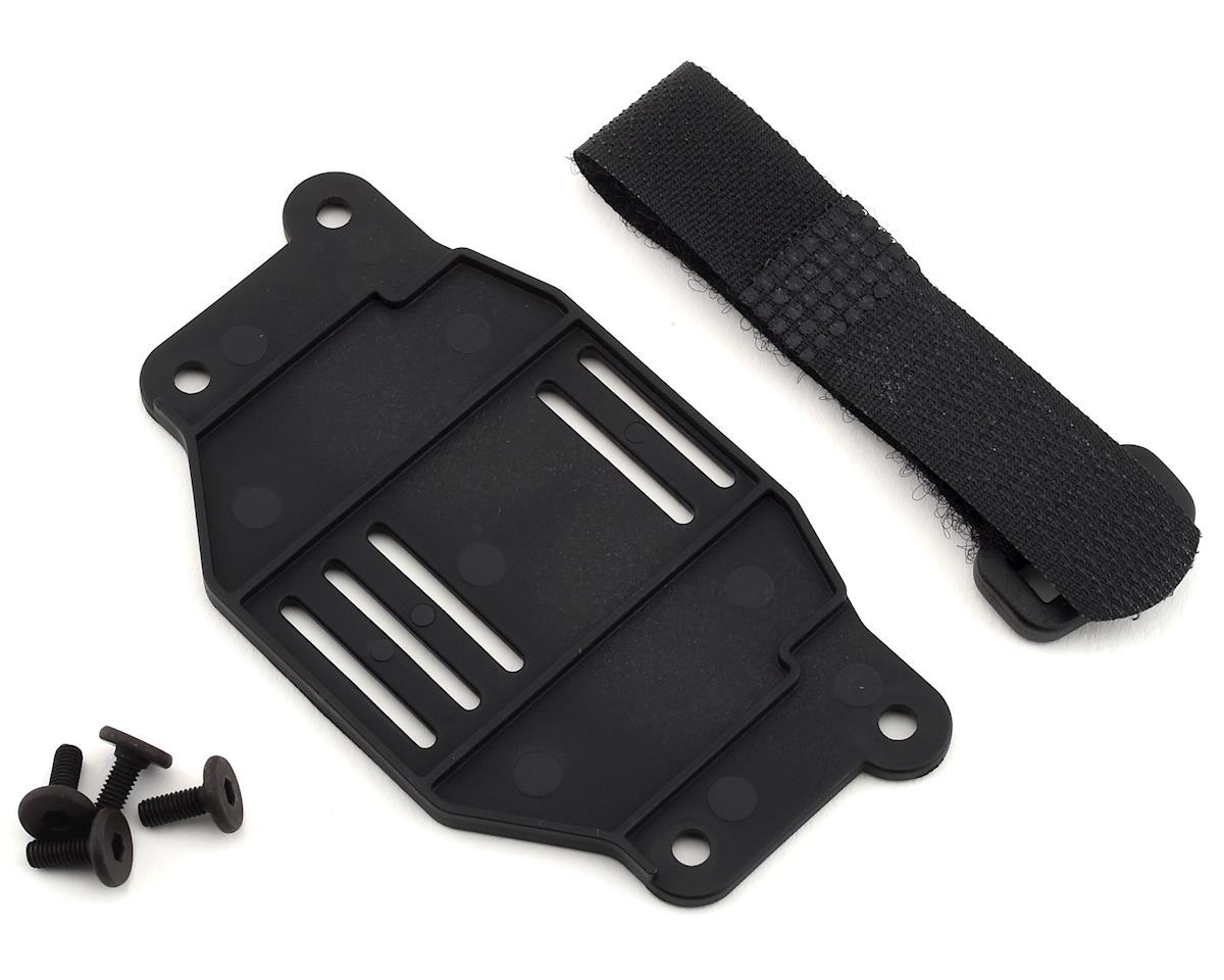 Traxxas TRX-4 Battery Plate & Strap Set