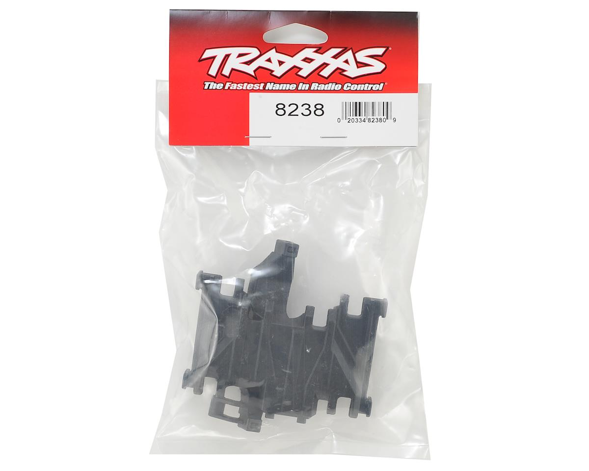 Traxxas TRX-4 Lower Gear Cover Skidplate Set