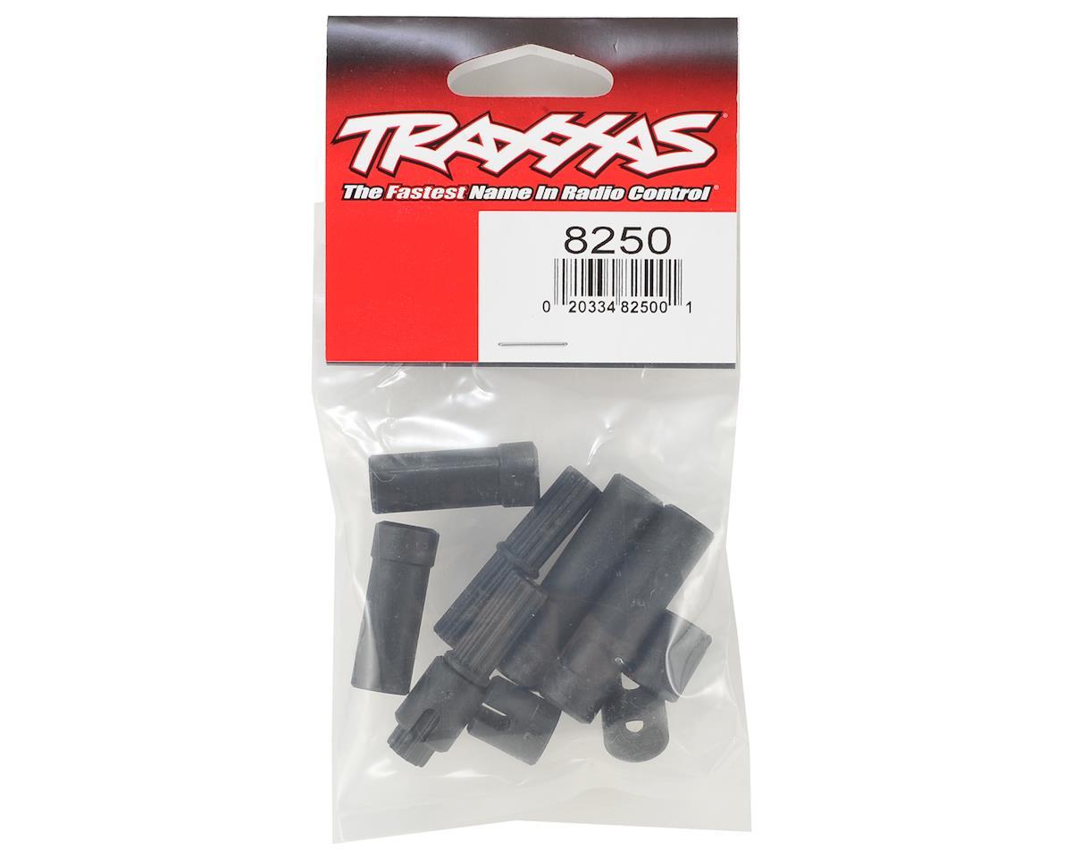 Traxxas TRX-4 Plastic Center Half Shaft Set