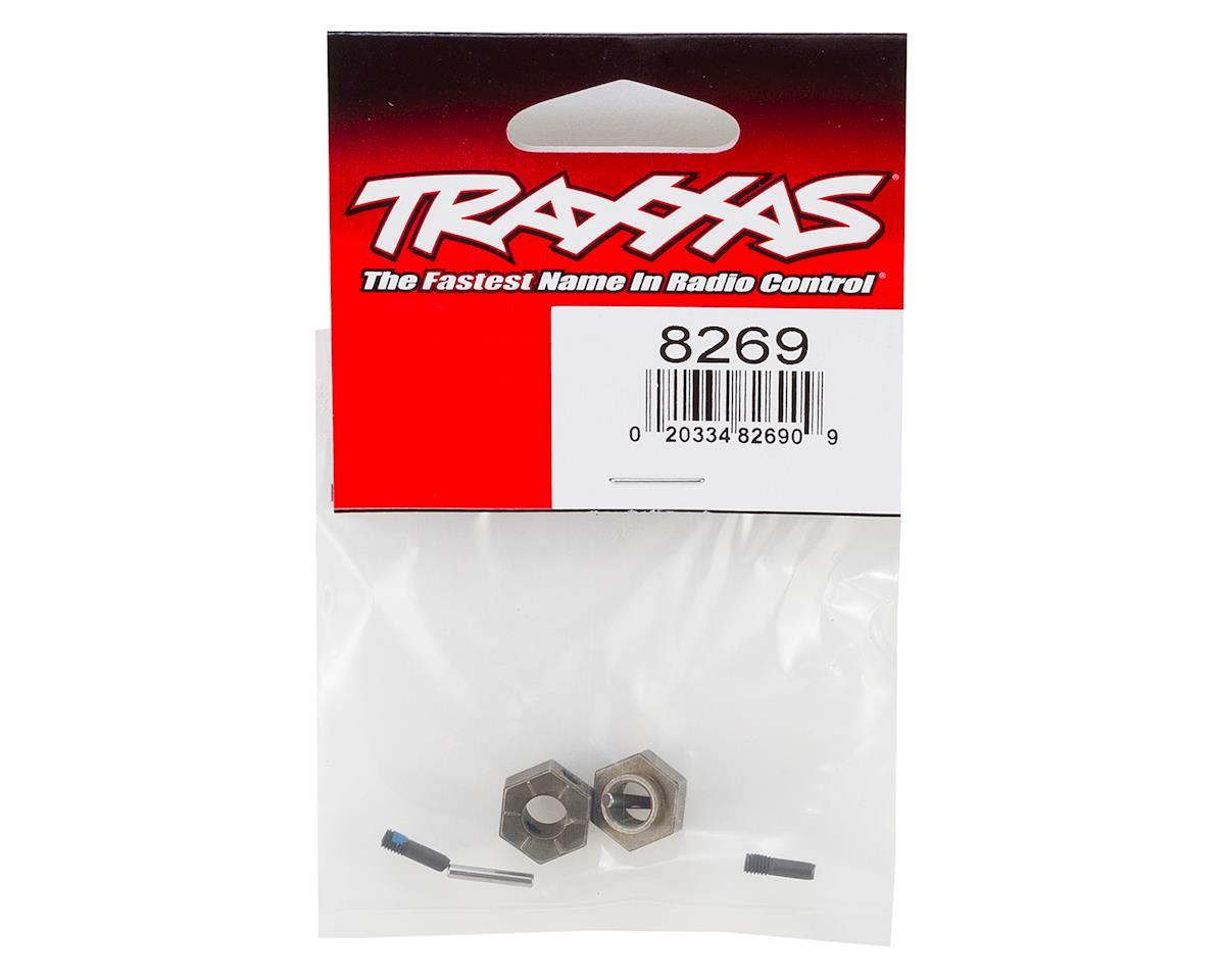 Traxxas TRX-4 Wheel Hub Hexes (2)