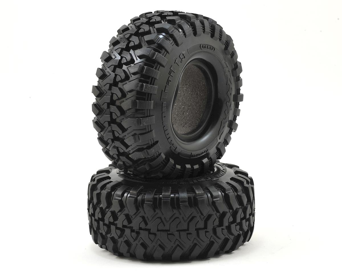 "TRX-4 1.9"" Canyon Trail Crawler Tires (2) (S1) by Traxxas"