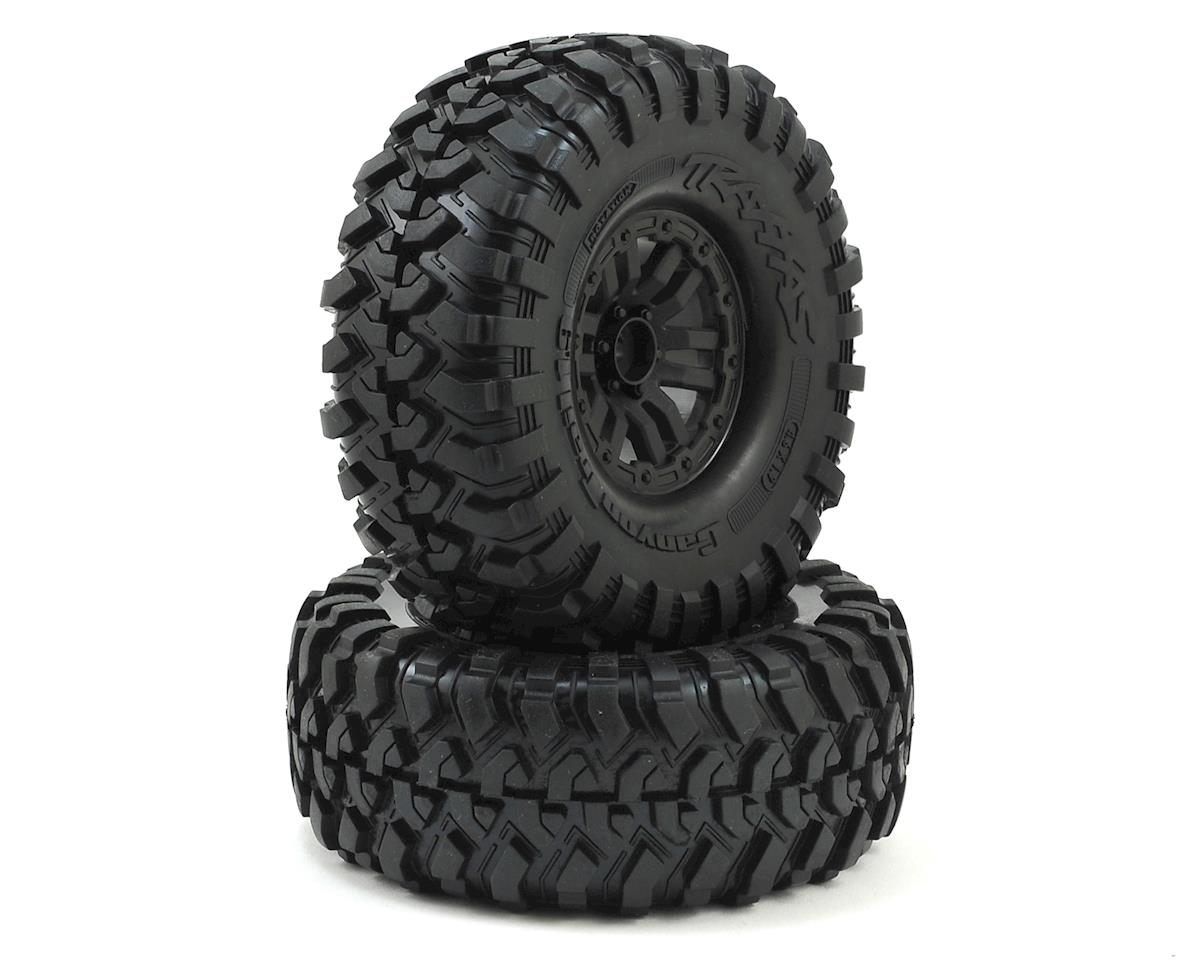 Traxxas TRX-4 Pre-Mounted Canyon Trail 1.9 Crawler Tires w/TRX-4 Wheels (S1) (2)