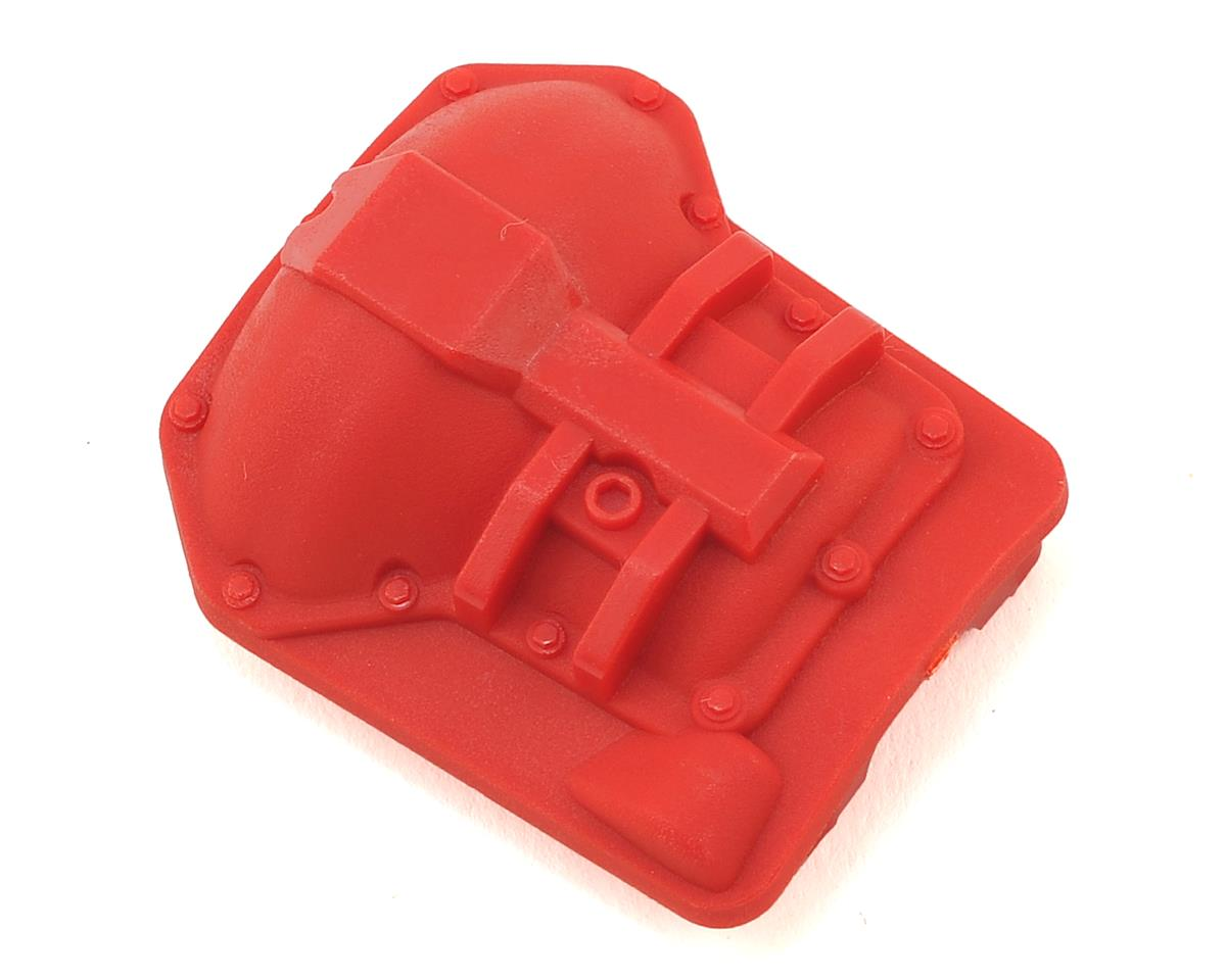 TRX-4 Differential Cover (Red) by Traxxas