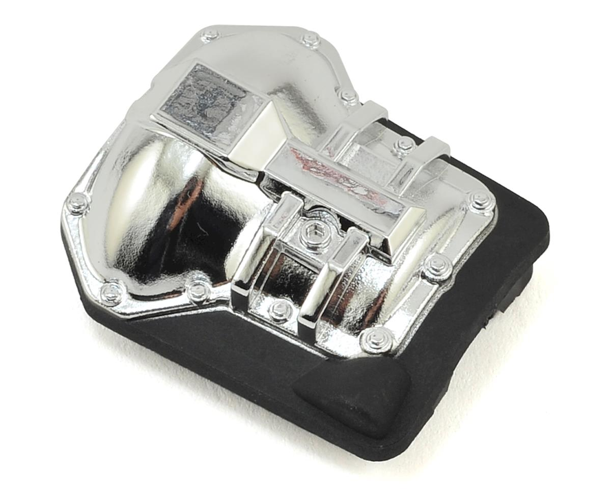 Traxxas TRX-4 Differential Cover (Chrome)