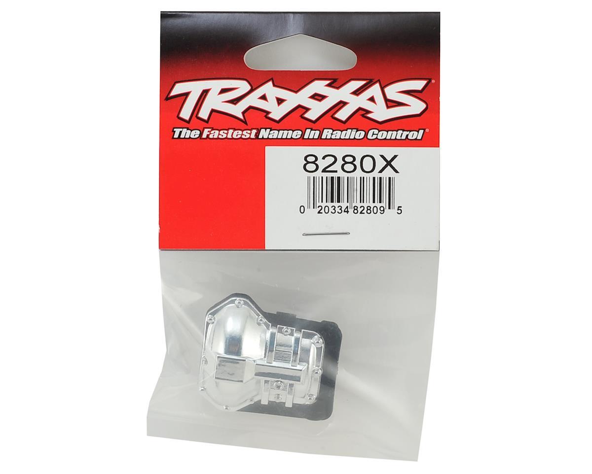 Traxxas TRX-4 Differential Cover (Chrome)