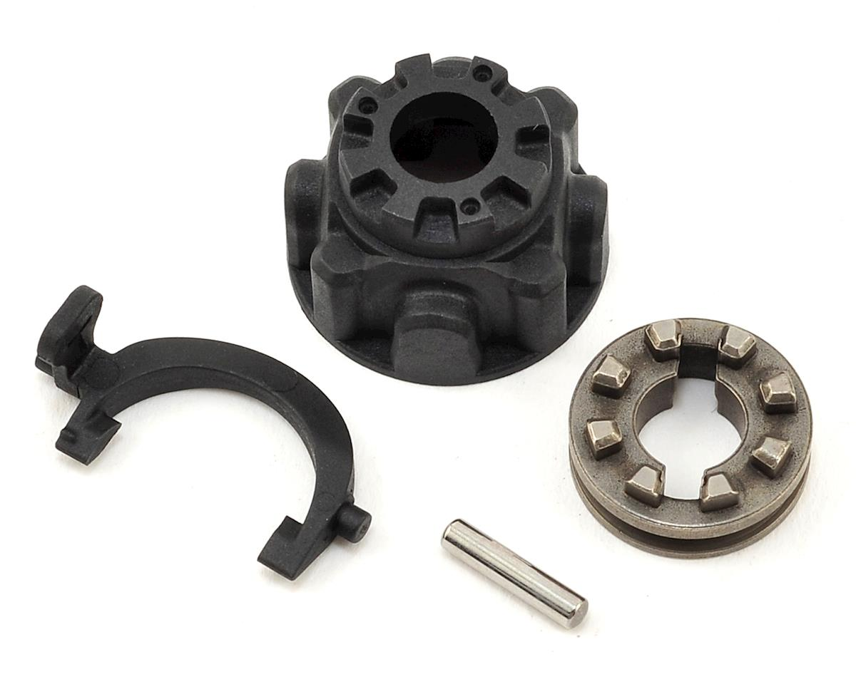 Traxxas TRX-4 Differential Carrier & T-Lock Fork Set