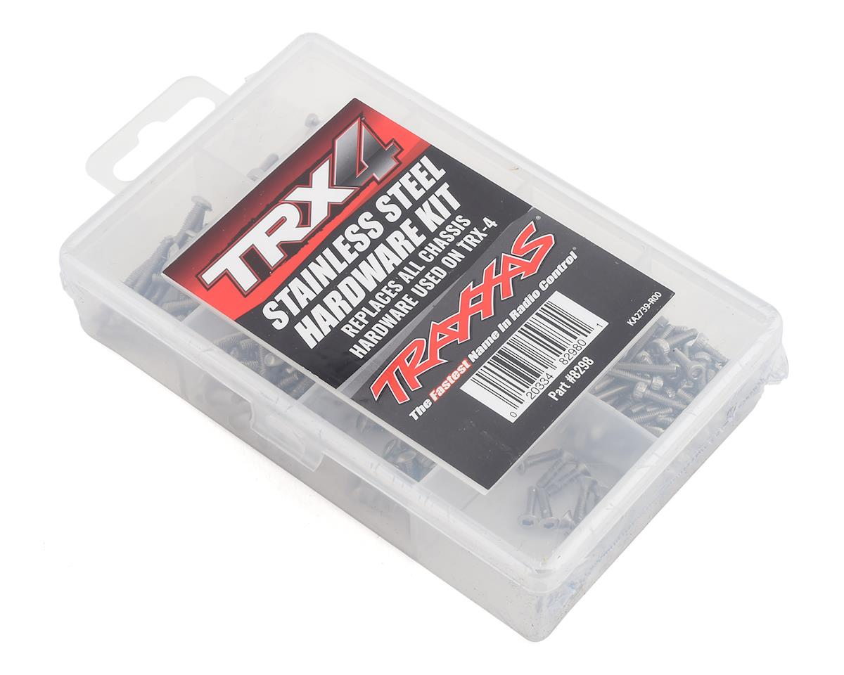 Traxxas TRX-4 Stainless Steel Hardware Kit