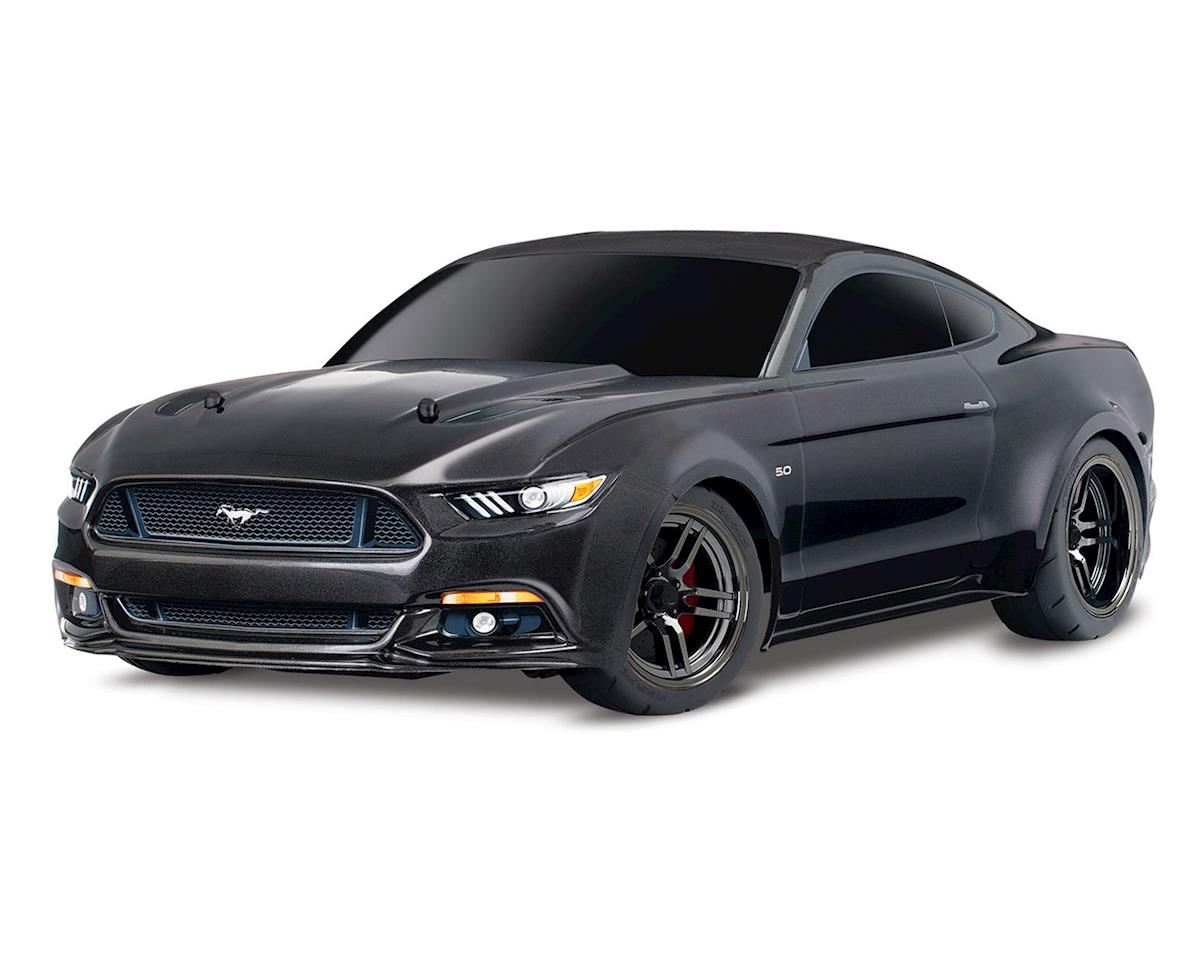 4-Tec 2.0 1/10 RTR Touring Car w/Ford Mustang GT Body (Black) by Traxxas