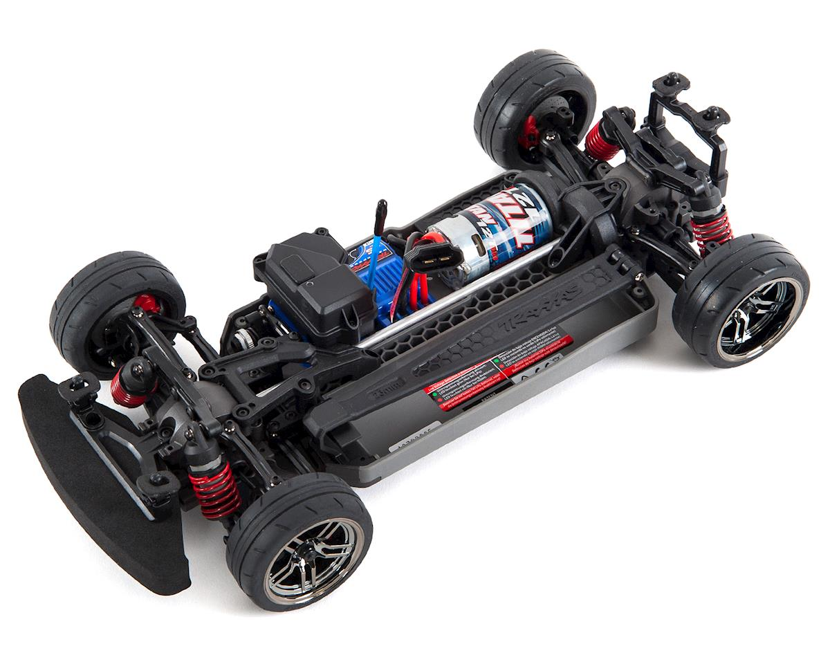 Traxxas 4-Tec 2.0 1/10 RTR Touring Car w/Ford Mustang GT Body (Black)