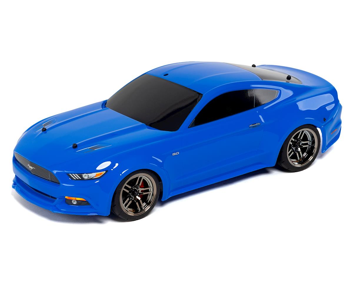 Traxxas 4-Tec 2.0 1/10 RTR Touring Car w/Ford Mustang GT Body (Blue)