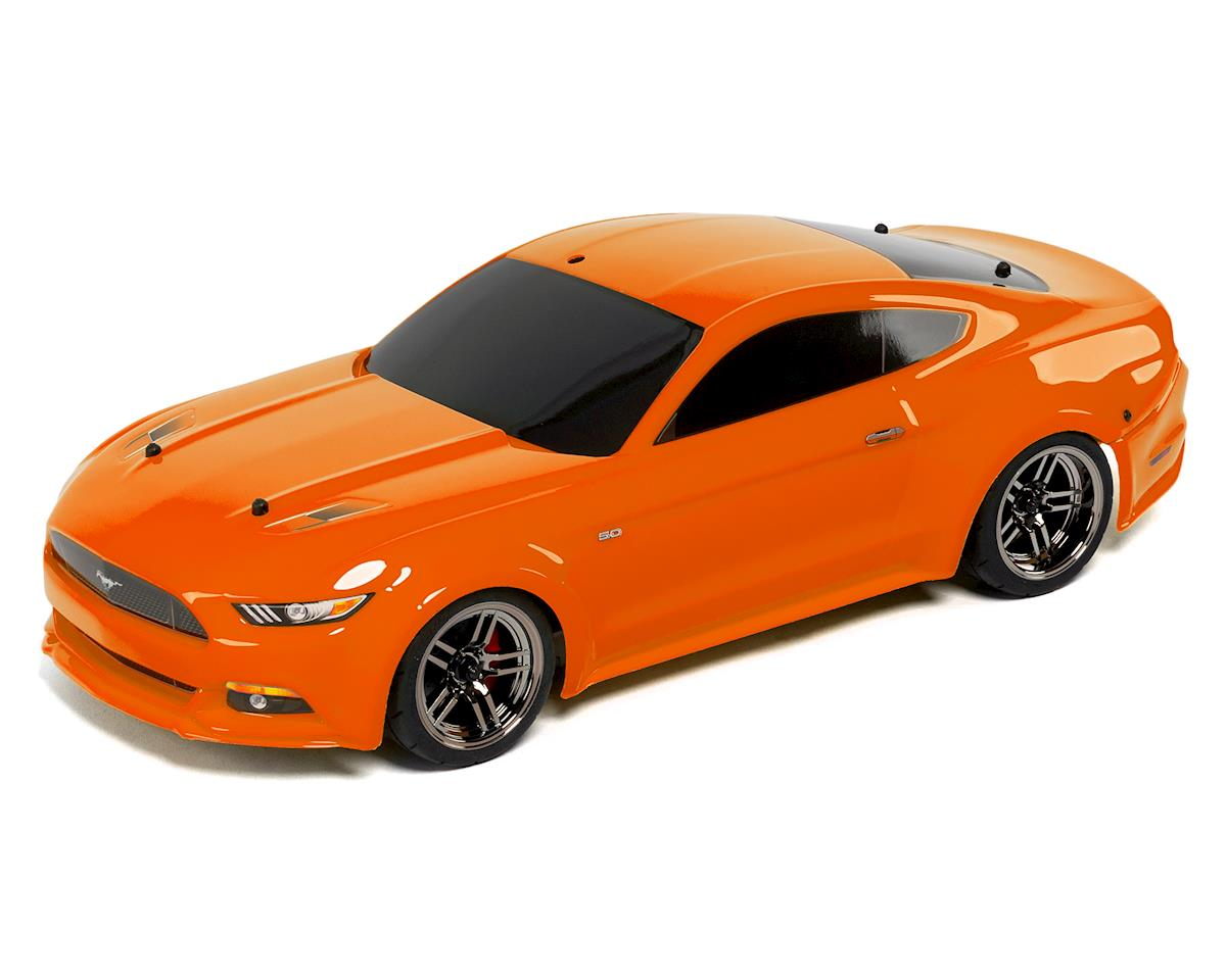 Traxxas Mustang TRX83044-4-ORNG