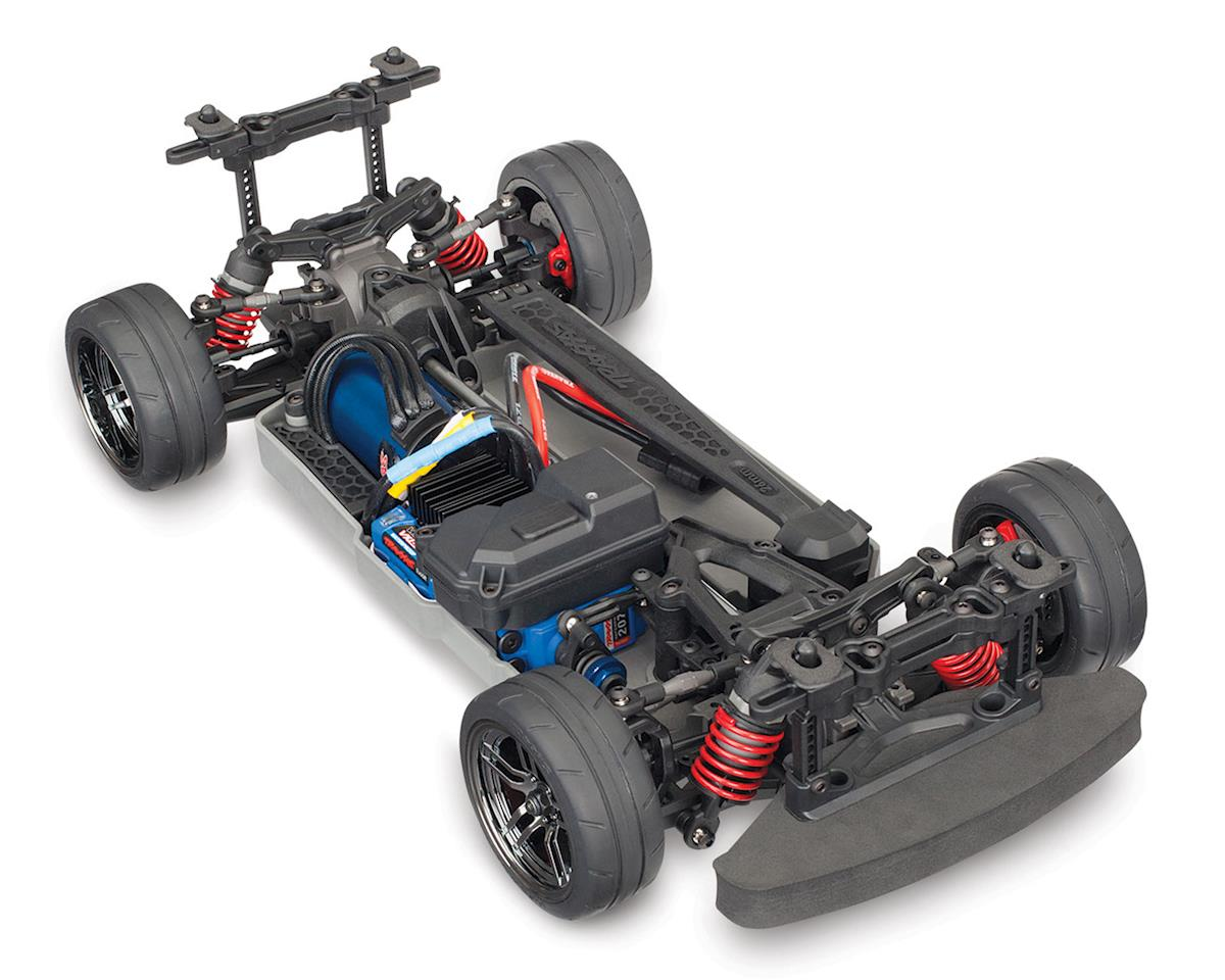 Traxxas 4-Tec 2.0 VXL 1/10 Brushless RTR Touring Car Chassis (NO Body)