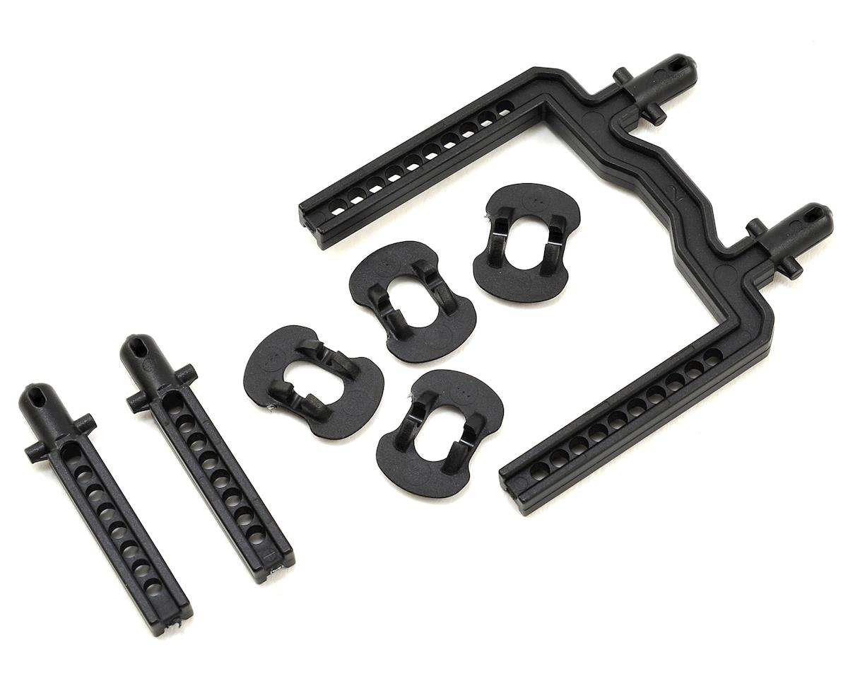 4-Tec 2.0 Front & Rear Body Mount Set by Traxxas