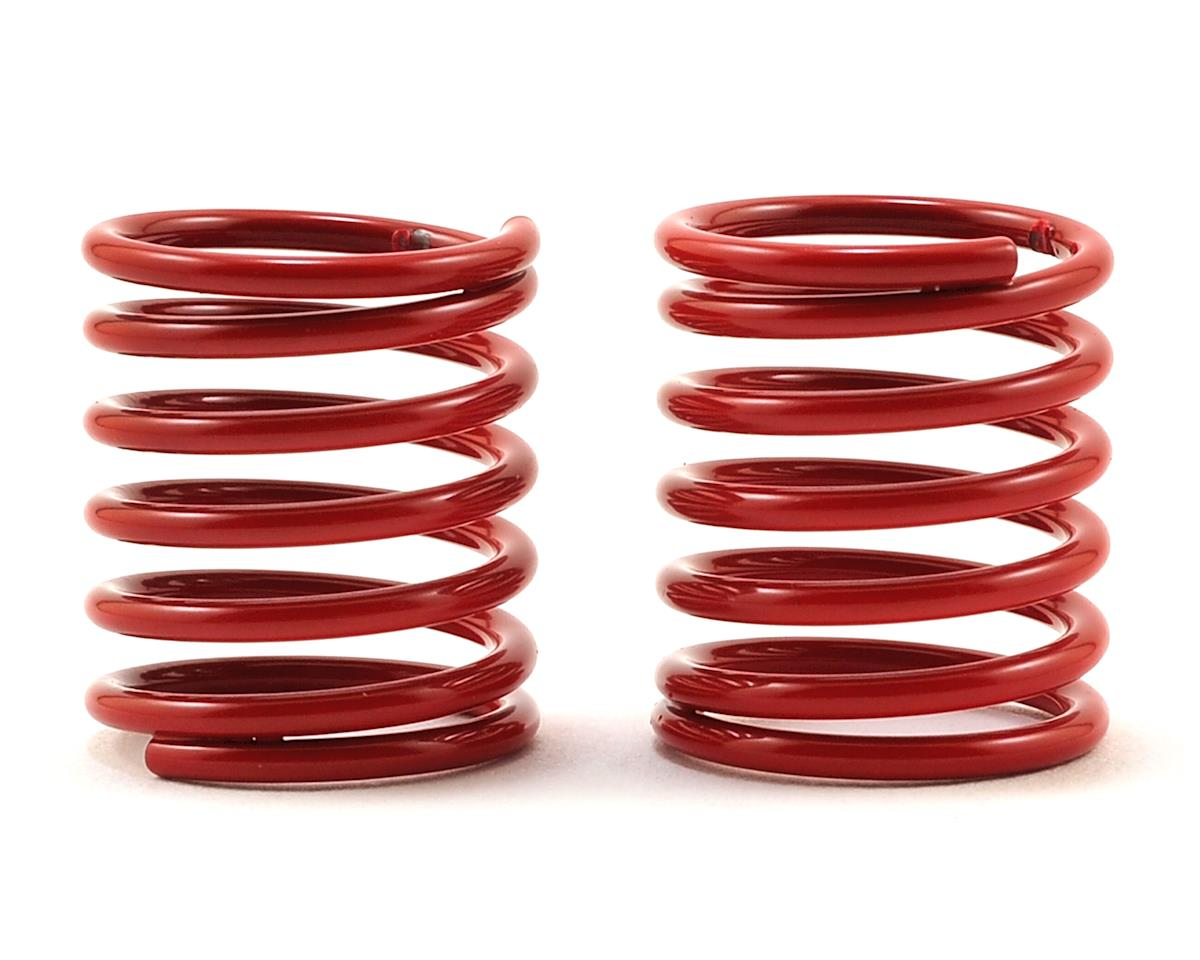 Traxxas 4-Tec 2.0 Shock Spring (Red) (2) (3.7 Rate)