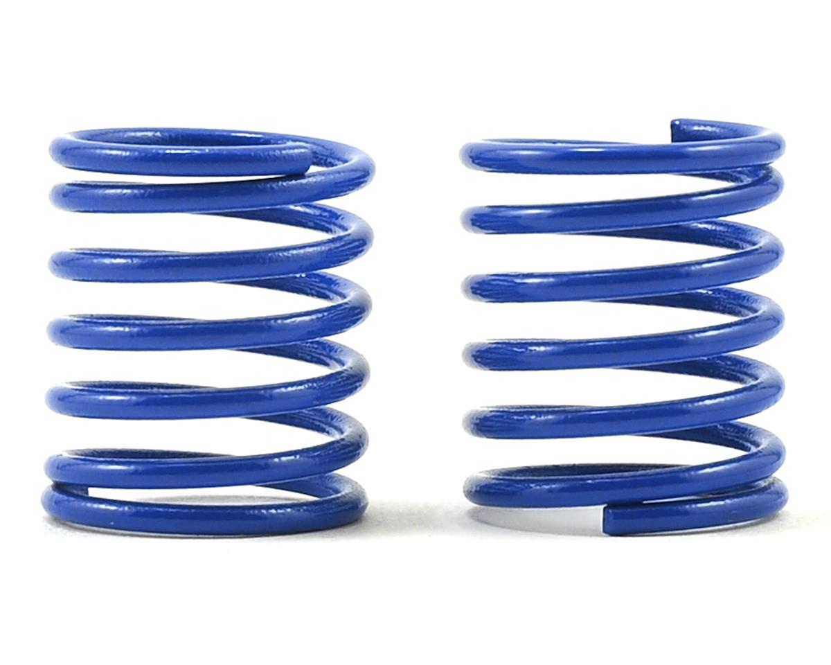 4-Tec 2.0 Shock Spring (Blue) (2) (3.7 Rate) by Traxxas
